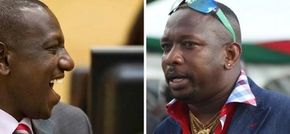 Mike Sonko speaks after he was told to join NASA in order to win in 2017