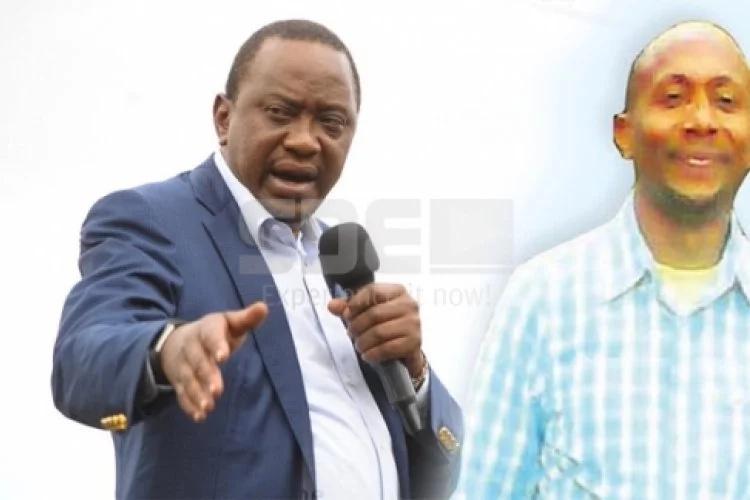The man who was saved by Jomo Kenyatta for bullying Uhuru