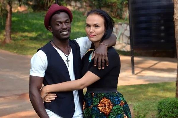 Kato and Rui are lovebirds. Photo: Daily Monitor