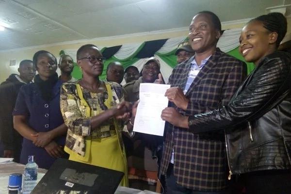 I only recognise Uhuru Kenyatta as president of Kenya - NASA MP