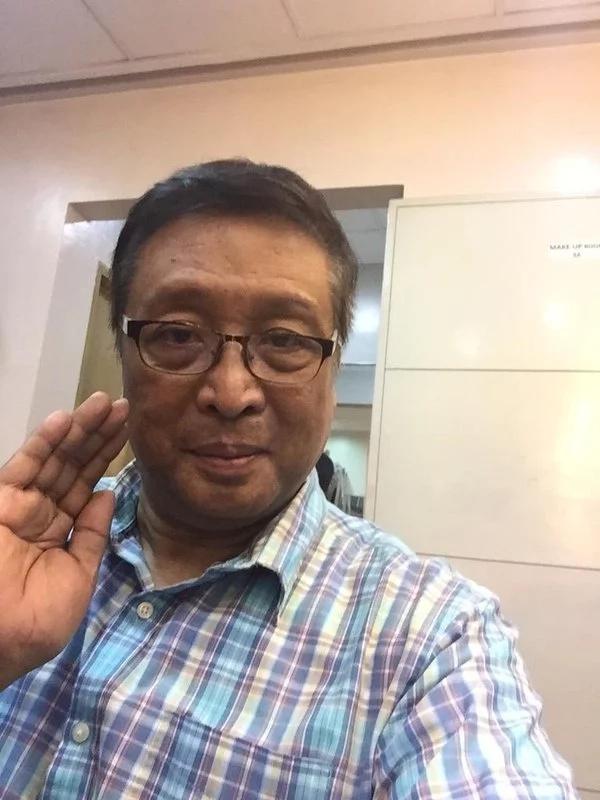 Tito Lhar reprimands News 5 reporter