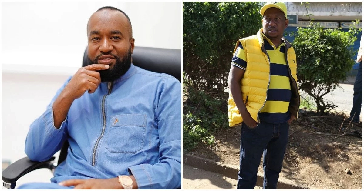 Kenyans compare who between Sonko and Joho is the real fashlionista