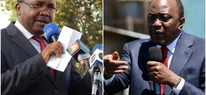 Governor leads 27 politicians in mass exodus from Jubilee cites lack of transparency