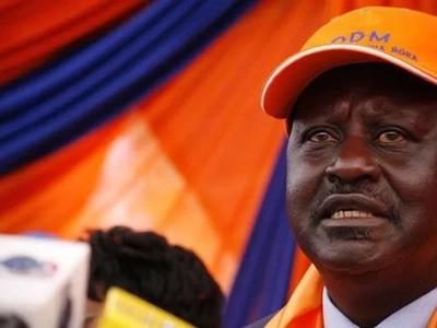 Raila apigwa na BUTWAA huku wabunge wa ODM wakipigana vikali