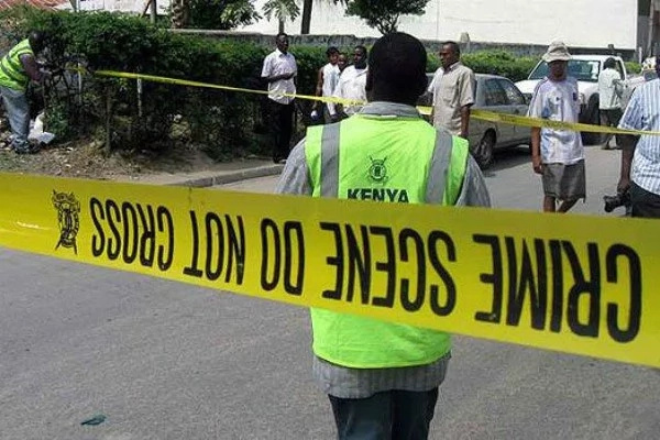 FAKE police officer shot DEAD in Kayole
