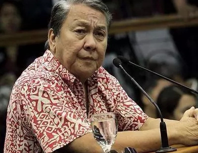 Lito Atienza fears death penalty might not benefit OFWs convicted of crimes