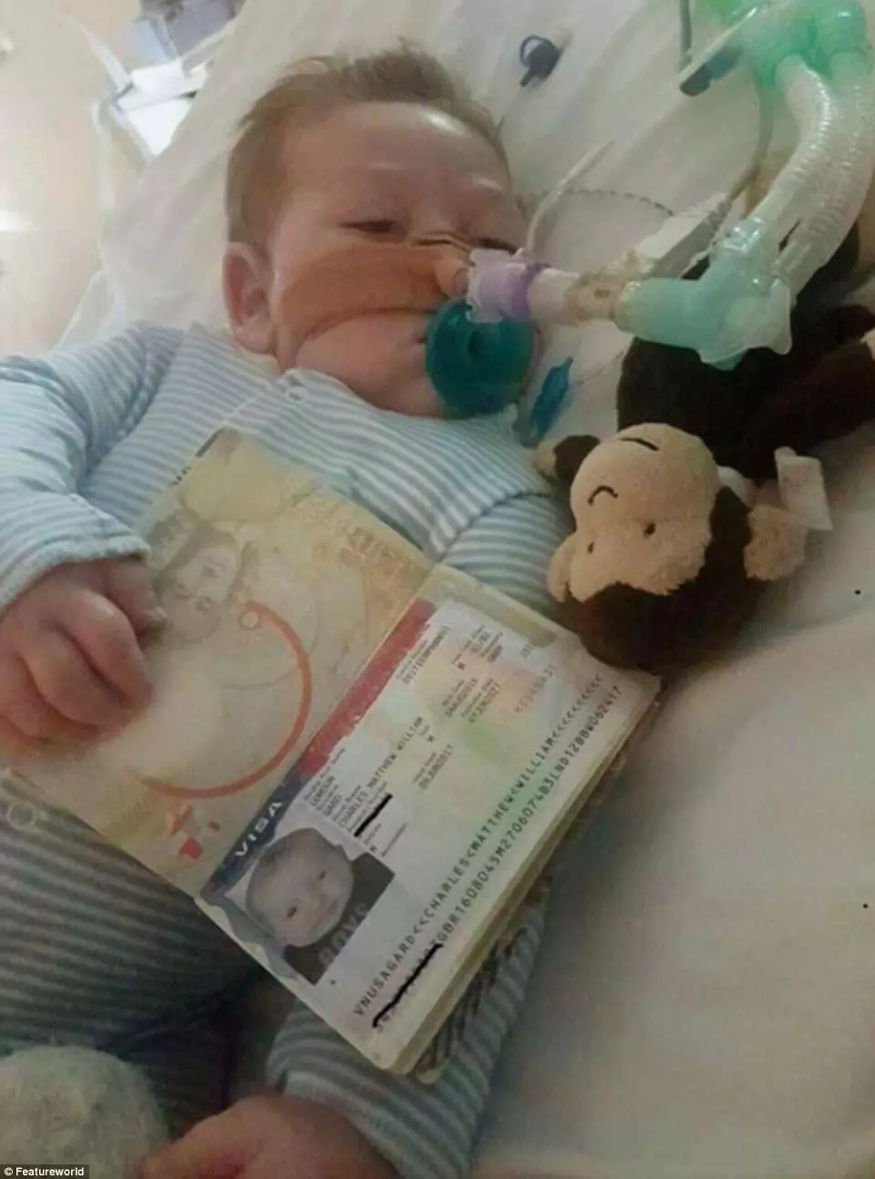 Rest in peace! Baby Charlie Gard finally dies after long battle with an extremely rare genetic condition
