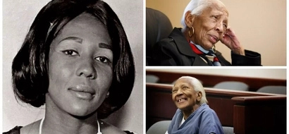 Legendary 86-year-old jewel thief with criminal story of 60 YEARS banned from malls (photos, video)