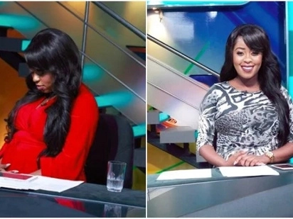 I can't and don't intend to please everyone - Lilian Muli fires back after she was accused of using pregnancy to remain relevant