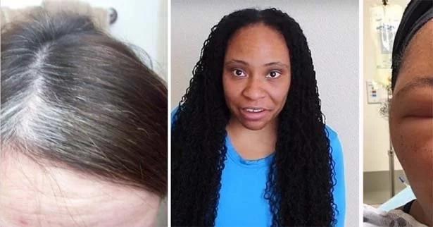 Una mujer fue a la peluquería para teñirse las canas, pero lo que experimentó fue horroso