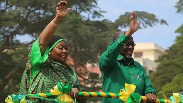 Samia Suluhu Hassan Among Most Powerful Tanzania Women