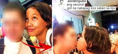 Awra Briguela kissed another famous Kapamilya actress on the lips! Find out who she is!