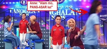 Napikon na siya! Watch Anne Curtis almost walk out on 'It's Showtime' after Vice Ganda insulted & made fun of her outfit!