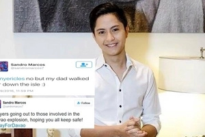 4 mortifying Sandro Marcos tweets that prove he should quit Twitter