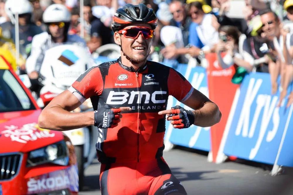Van Avermaet manda ahora en el Tour, Nairo sigue séptimo