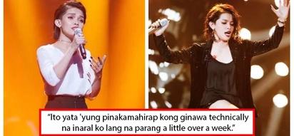 Ibang klase talaga ang galing! KZ Tandingan speaks up about preparation for Mandarin songs performance