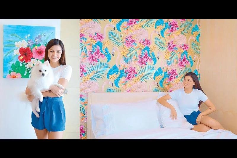 Take a Peek at Gorgeous Janine Gutierrez' Hard Earned Condo