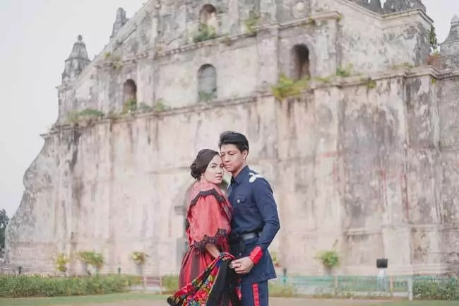 Love wins over politics: Imee Marcos' son marries granddaughter of old Manglapus political rival