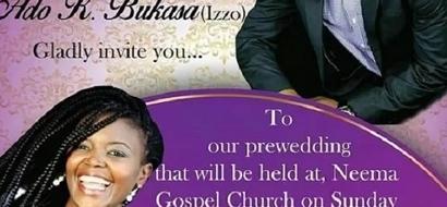 Msanii Eunice Njeri na mchumba wake wafanya sherehe Amerika (Picha)