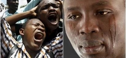 Visa na visanga: mwanamke apata mwingine nyumbani mwake akimpikia mumewe matumbo!