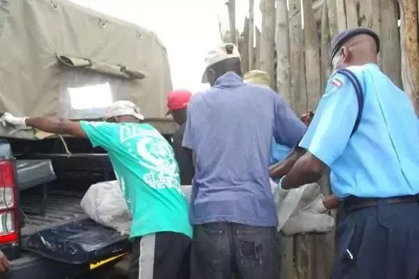 Hofu Kibera baada ya miili 5 kupatikana ikiwa imetupwa