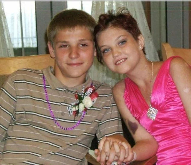 Wishes coming true: teen leukemia victim takes her last dance