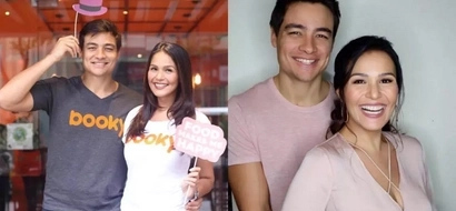 Sobrang cheesy! Iza Calzado and Filipino-Brit boyfriend cutely mark fifth anniversary like a new couple