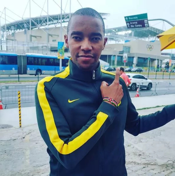Waihiga Mwaura harrased by Brazil police during Rio Olympics