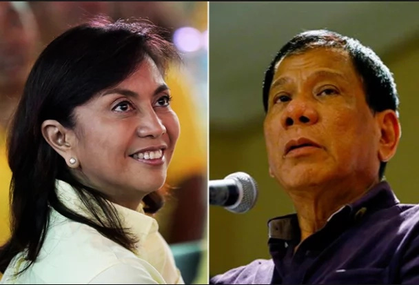 An open invitation to poll leaders, Duterte and Robredo