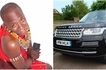 Another Kenyan comedian acquires a pricey Range Rover