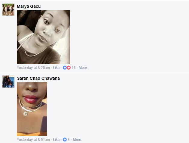 Every man should see this:Kenyan women showcase their killer lips on social media (photos)