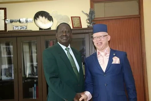 What I told Raila before quitting ODM - MP Isaac Mwaura