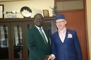 Raila has formally allowed me to work with Uhuru- Nairobi MP reveals