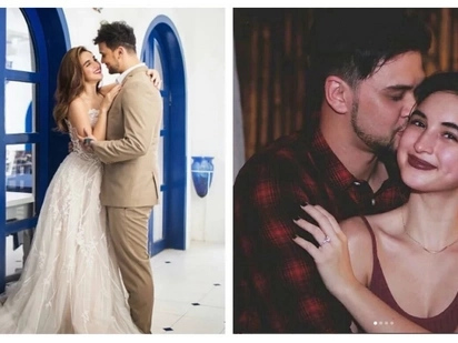 Celebrity couple na si Billy Crawford at Coleen Garcia tells their plan for marriage!