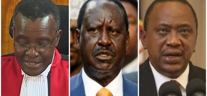 Controversial 2017 election earns Kenya poor ranking on democracy
