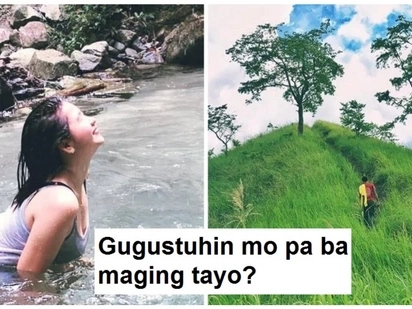 Before you date this Pinay netizen, she has a proposal that you do these adventurous activities together!