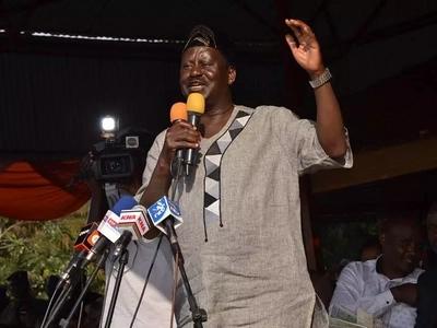 Mfanyabiashara mashuhuru ajitolea kugharamia kampeni za Raila kaunti ya Kisii