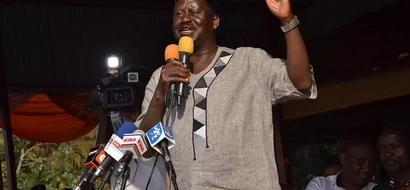 Raila aelezea jinsi Uhuru alivyomuibia kura katika uchaguzi wa 2013