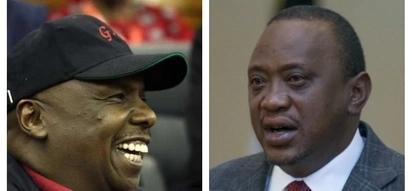 Sitakubali kuwa waziri katika serikali ya Uhuru - asema Gideon Moi