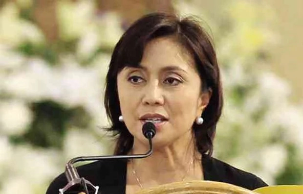 VP Leni worries about plot to remove her as country's second in command