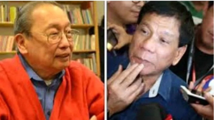 Sison: The left accepts Duterte's offer of cabinet positions