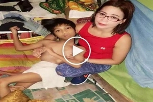 Sana may tumulong! Concerned netizen shares moving story of disabled young Pinoy