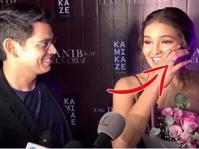 This is why Richard Gutierrez gave Sarah Lahbati a promise ring instead of an engagement ring!