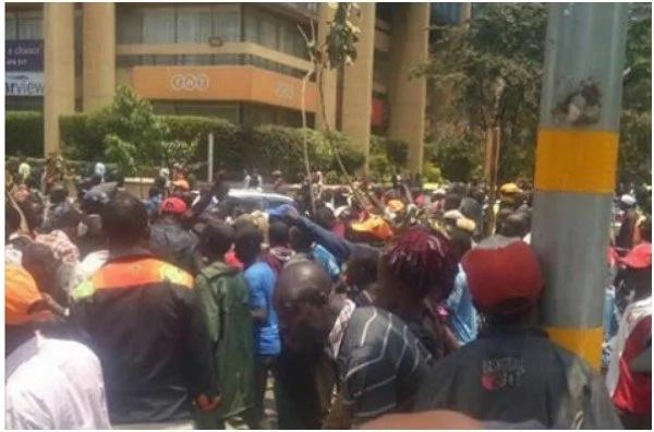 Maandamao dhidi ya IEBC yaanza huku usalama ukiimarishwa Nairobi (picha)