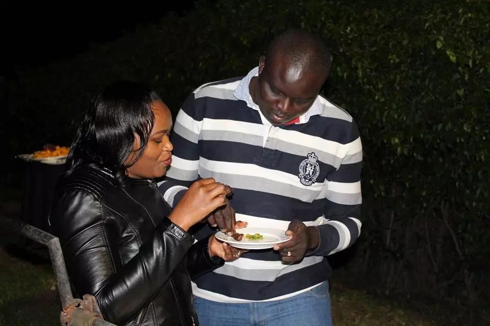 Mtangazaji wa Citizen Radio aonyesha ilivyokuwa likizo yake na mumewe mwanasiasa