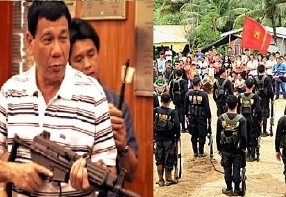 Communists make peace with Duterte; CPP declares unilateral CEASEFIRE!