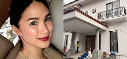 Heart Evangelista becomes emotional when sharing details of her nearly-finished home