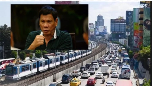 Emergency powers, a must for Duterte's traffic reforms