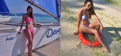 Whoa, abs! Rachel Anne Daquis leaves netizens breathless with her perfect beach body