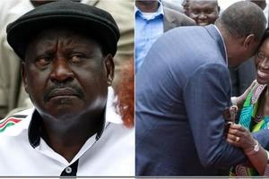 You have panicked, Martha Karua attacks Raila Odinga